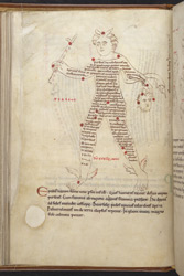 The Constellation Of Perseus, In A Scientific Textbook